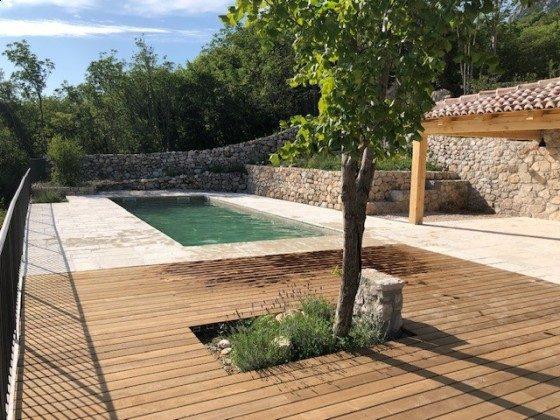 Pool und Poolterrasse - Bild 2  - Objekt 161462-1