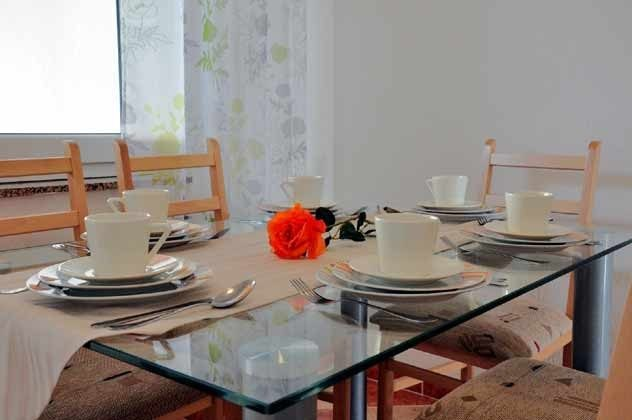 Esspaltz in der Küche - Objekt 165117-2