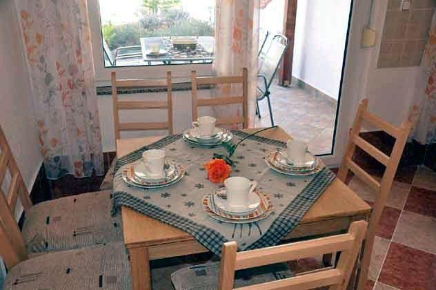 Essplatz in der Küche - Objekt 165117-3