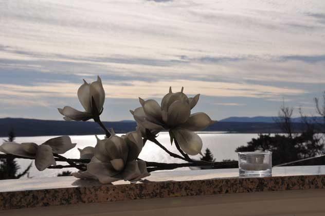 Blick vom Balkon - Bild 4 - Objekt 165117-3