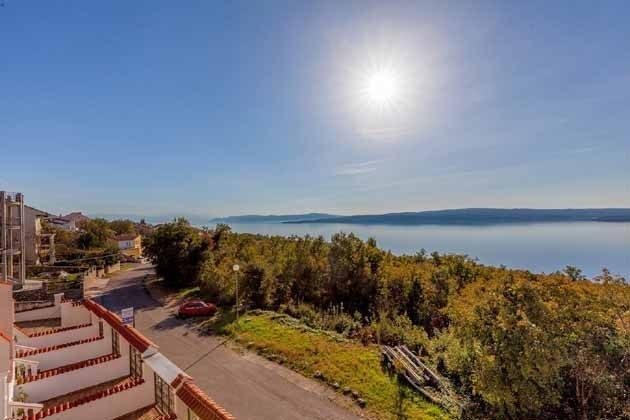 Appartment Kvarner Bucht mit Badeurlaub-Möglichkeit