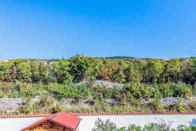 Blick von der Terrasse zur Landseite - Objekt 166117-5