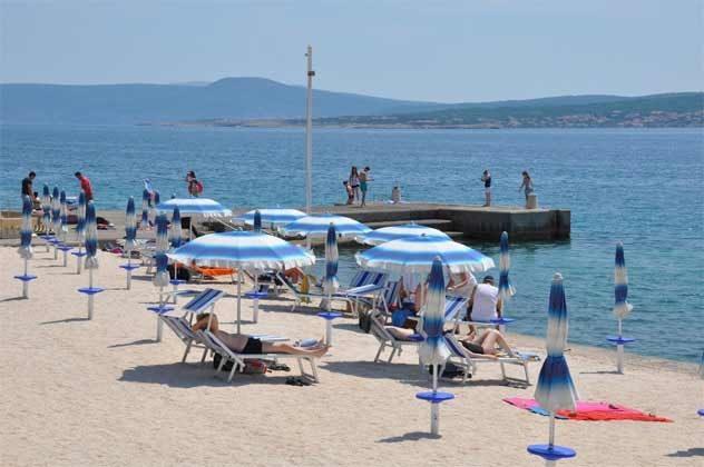 Strandabschnitt Dramalj - Objekt 165117-6