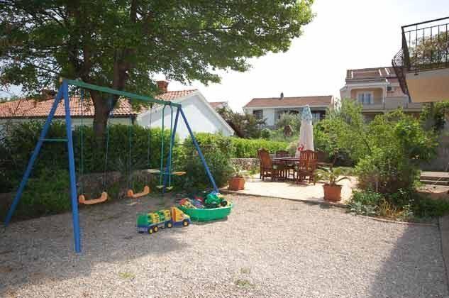 Spielplatz im Garten - Objekt 136289-17