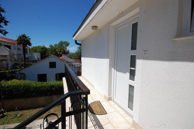 Eingang zum Apartment  - Objekt 136289-2