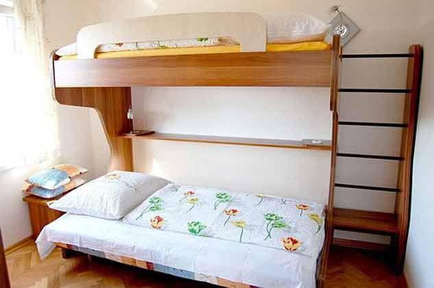 Ferienwohnung OG Schlafzimmer 2  - Objekt 136289-8