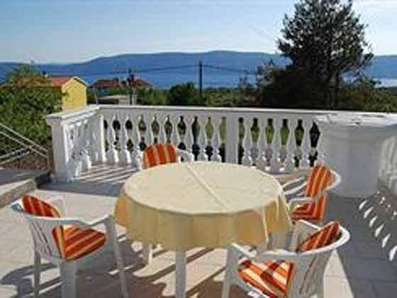Ferienwohnung OG Balkon