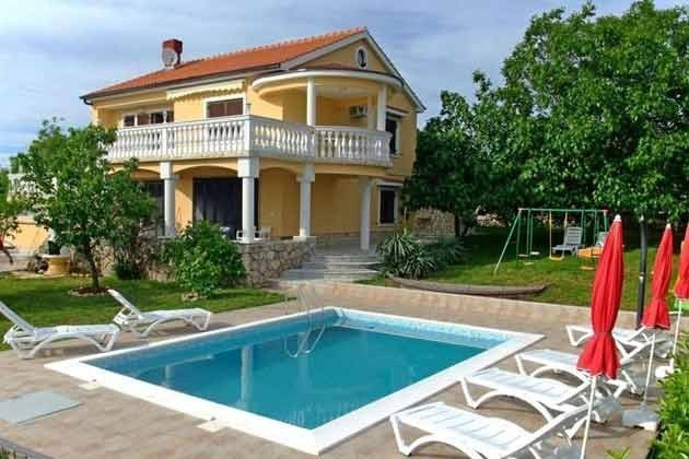 Ferienhaus und Pool - Objekt 136289-8