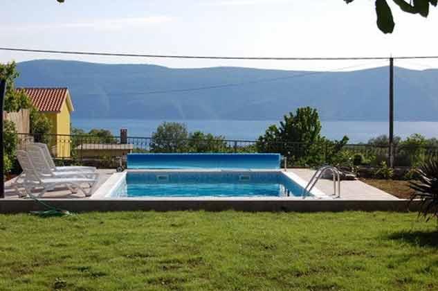 Ferienwohnung EG Poolblick
