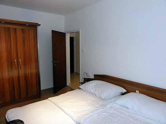 Ferienwohnung EG Schlafzimmer 1  - Objekt 136289-8