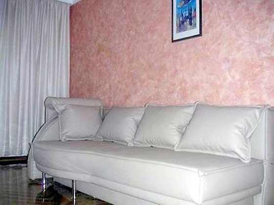 A1 Schlafcouch in der Wohnküche - Objekt  136289-9