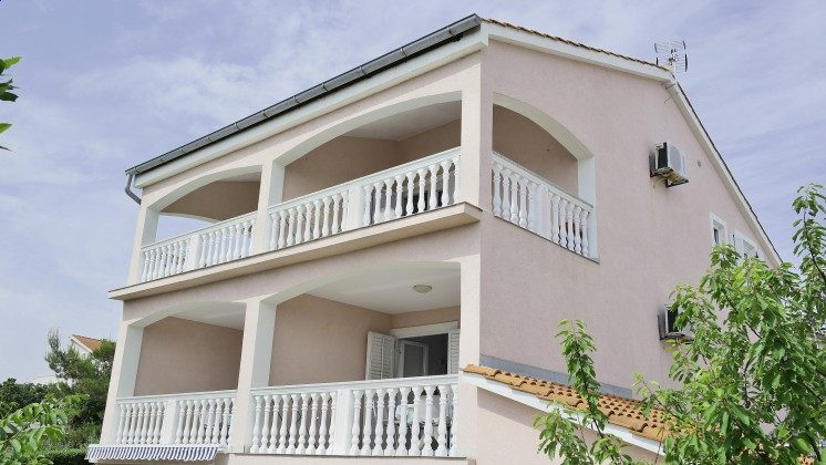 Balkone A1 und A2 obere Etage - Objekt 175198-1