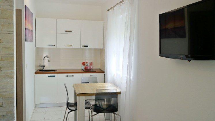 Küchenzeile und Essplatz - Objekt 94961-1