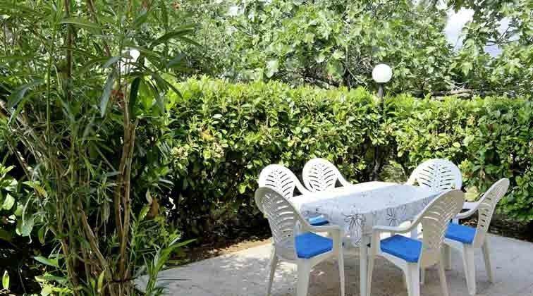 Terrasse im Garten - Objekt 94961-5