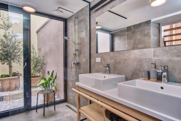 Duschbad auf halber Höhe zum 1. Stock - Bild 2 - Objekt 226904-1