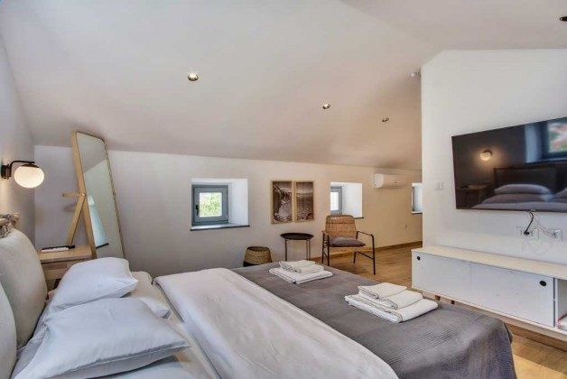 Schlafzimmer im Obergeschoss - Objekt 226904-1