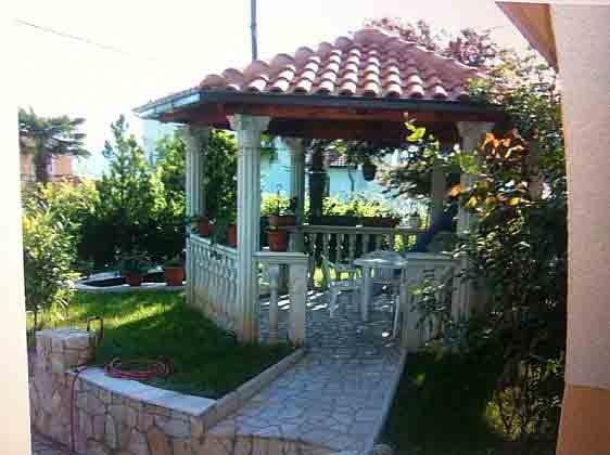 Gartenpavillon- Objekt.2067-1