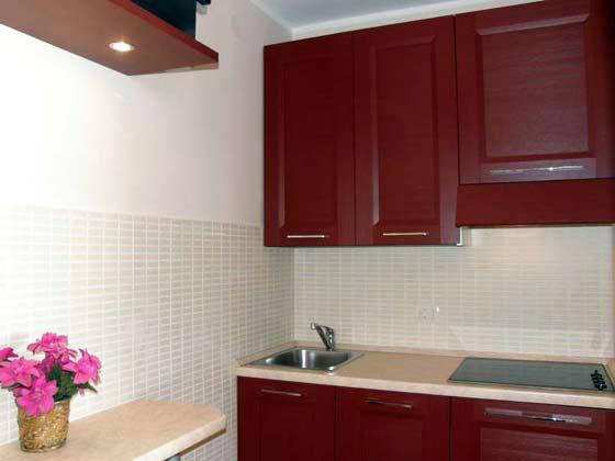 A3 Küchenzeile - Objekt 2802-1