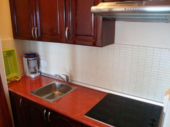 A4 eine von 2 Küchenzeilen - Objekt 2802-1