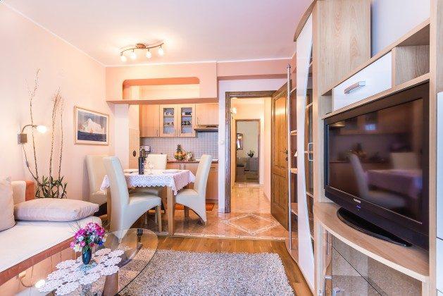A2  Küchenzeile Wohn/Schlafraum 1 - Objekt 2802-1