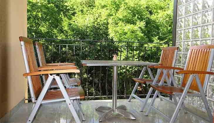 Balkon 2 von 4 - Objekt 2802-2