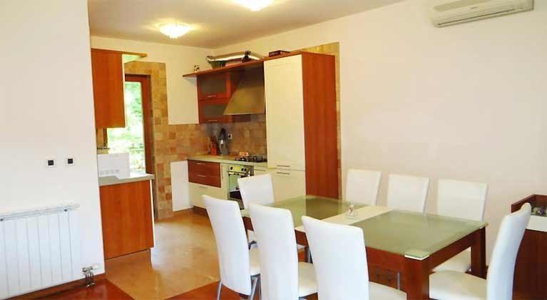 Essplatz und Küche - Objekt 2802-2