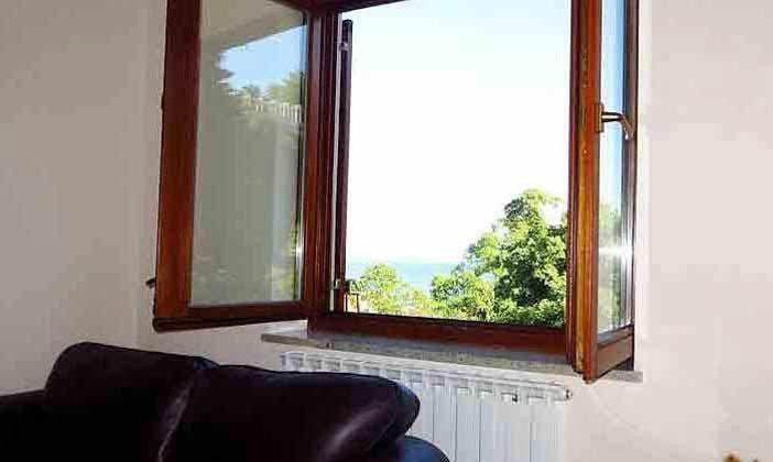 Blick aus dem Fenster im Wohnbereich - Objekt 2802-2