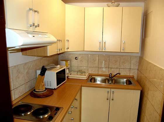 A1 Küchenzeile - Objekt 160284-84