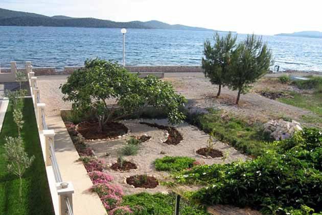 der Garten direkt am Meer - Objekt 160284-84