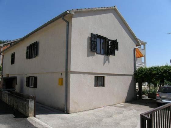 Seitenansicht des Hauses - Objekt 160284-84