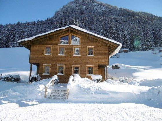 Ferienhaus Vorarlberg mit Skilauf-Möglichkeit