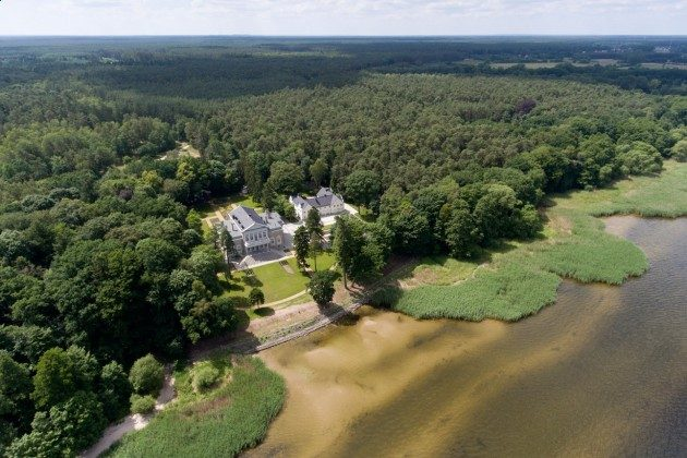Ferienhaus Pommern mit WLAN