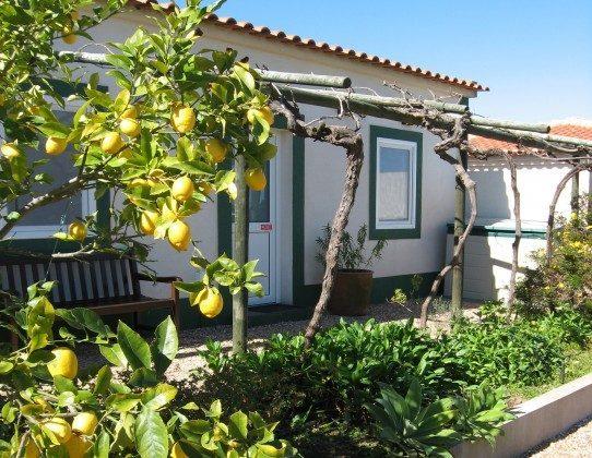 Ferienhaus Alentejo mit Garten