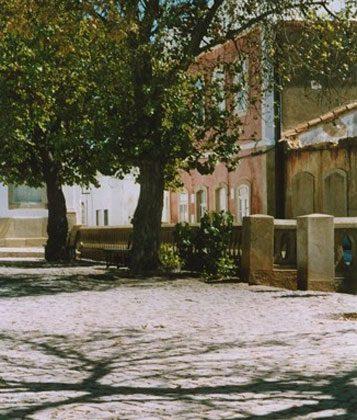 Bild 2 - Algarve Ferienhaus Renoviertes Schulhaus in Fuzeta - Objekt 2182-1