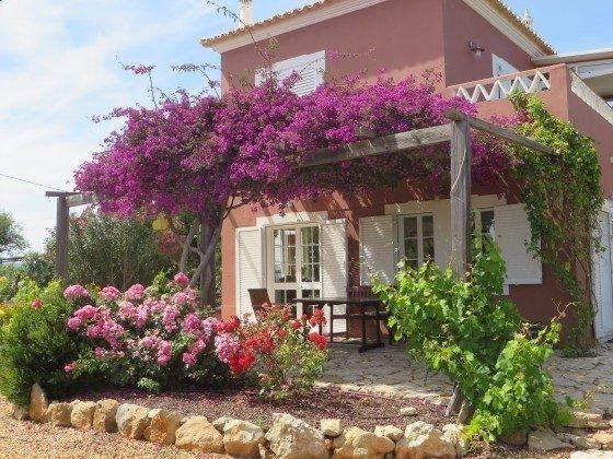 Ferienwohnung Algarve mit Garten