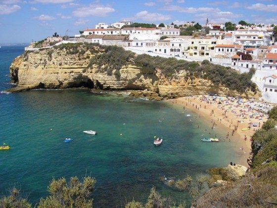 Ferienwohnung Algarve mit nahegelegener Tennisanlage