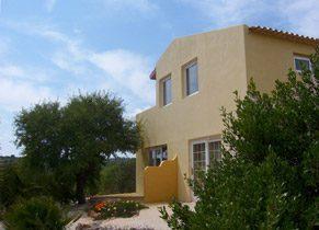 Ferienhaus Vivenda Verde Studio 2 Terrasse