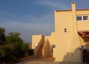 Ferienhaus Vivenda Verde Aufgang zum Apartment