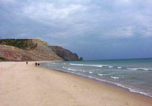 Algarve Strand inLuz