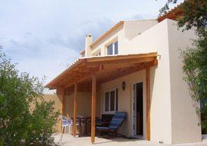 Ferienhaus Vivenda Verde Studio 1 Terrasse