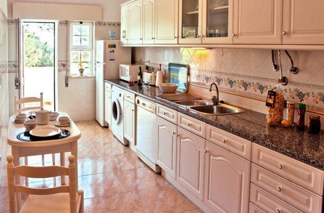 Ferienwohnung Quinta da Caldeira T2B - Küche