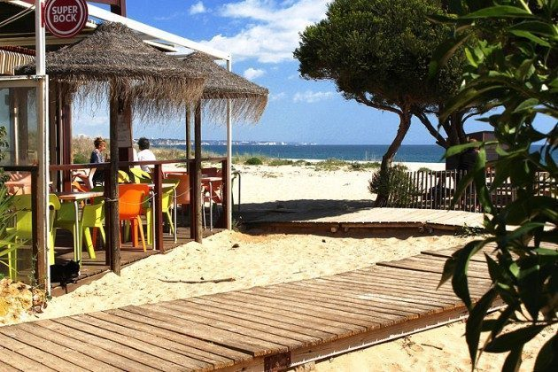 Ferienwohnung Quinta da Caldeira T2B - Strandcafe