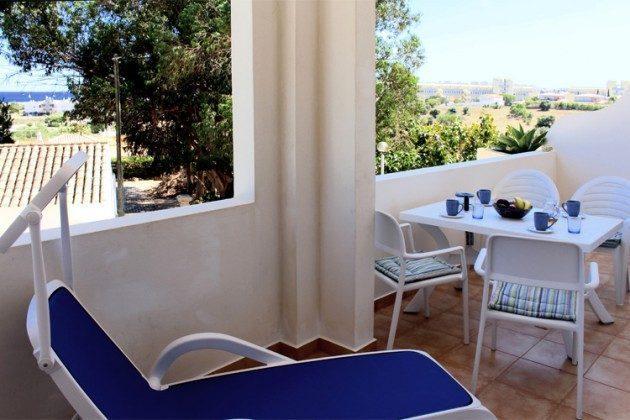Ferienwohnung Quinta da Caldeira T2B - Balkon