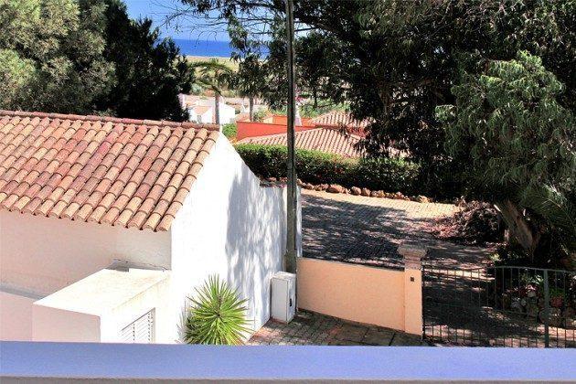 Ferienwohnung Quinta da Caldeira T2B - Blick zum Meer