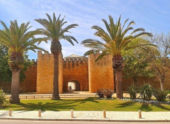 Ferienwohnung Quinta da Caldeira T2B - Lagos Stadtmauer