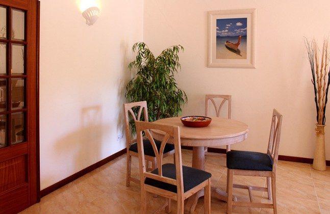 Ferienwohnung Quinta da Caldeira T2B - Essbereich