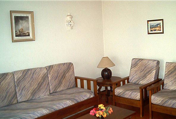 Wohnbereich Lagos Edificio Montana Appartement T1 Ref 2397-1