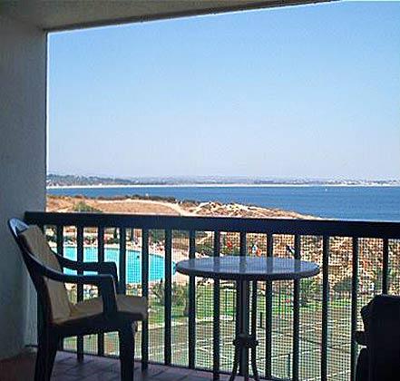 Balkon Lagos Edificio Montana Appartement T1 Ref 2397-1