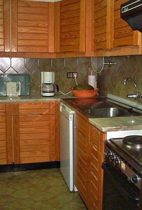 Küche  Lagos Edificio Montana T2 2397-2
