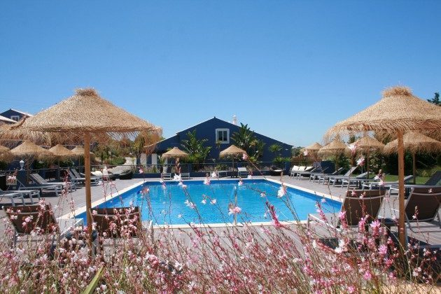 Großer Pool Algarve Praia da Luz Ferienhaus 192270-1